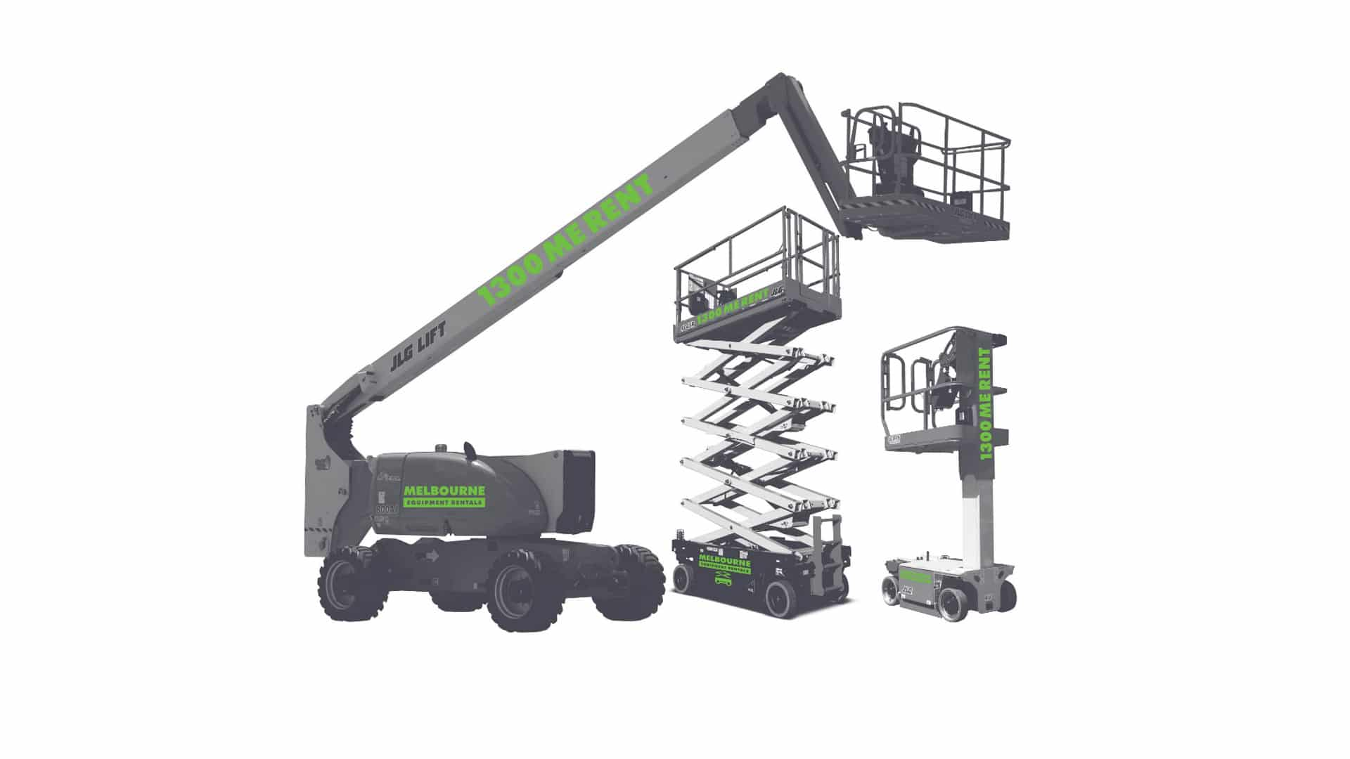 Melbourne Equipment Rentals | 1300 ME RENT (1300 63 7368)