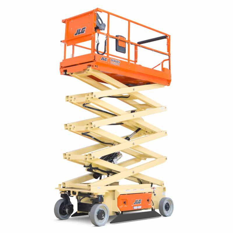 Melbourne Equipment Rental JLG 26' Electric Scissor
