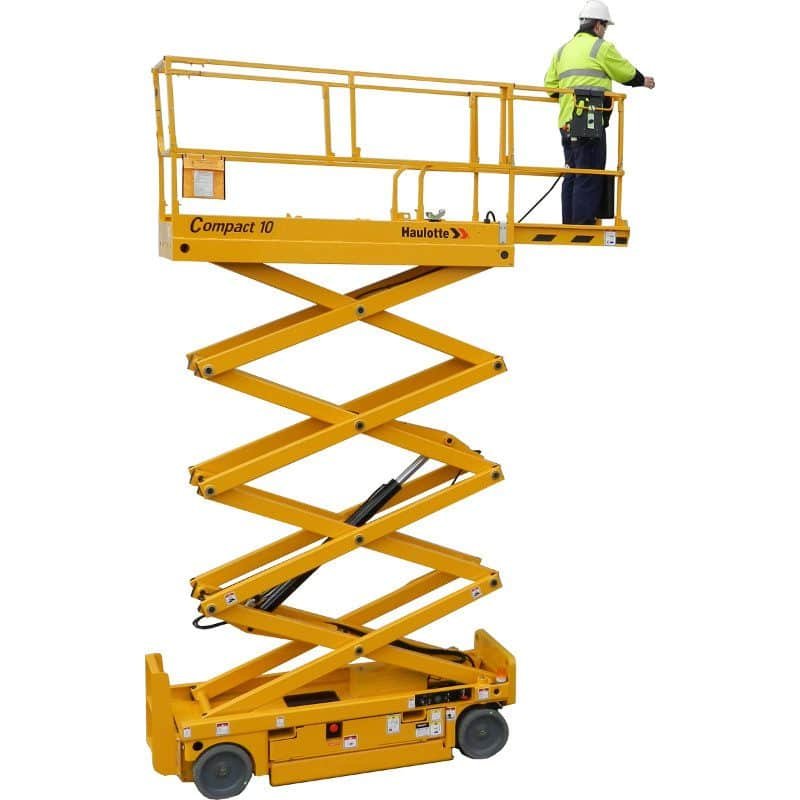 Melbourne Equipment Rental 26' Electric Scissor