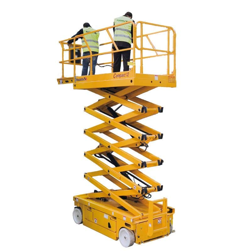 Melbourne Equipment Rental 32' Electric Scissor