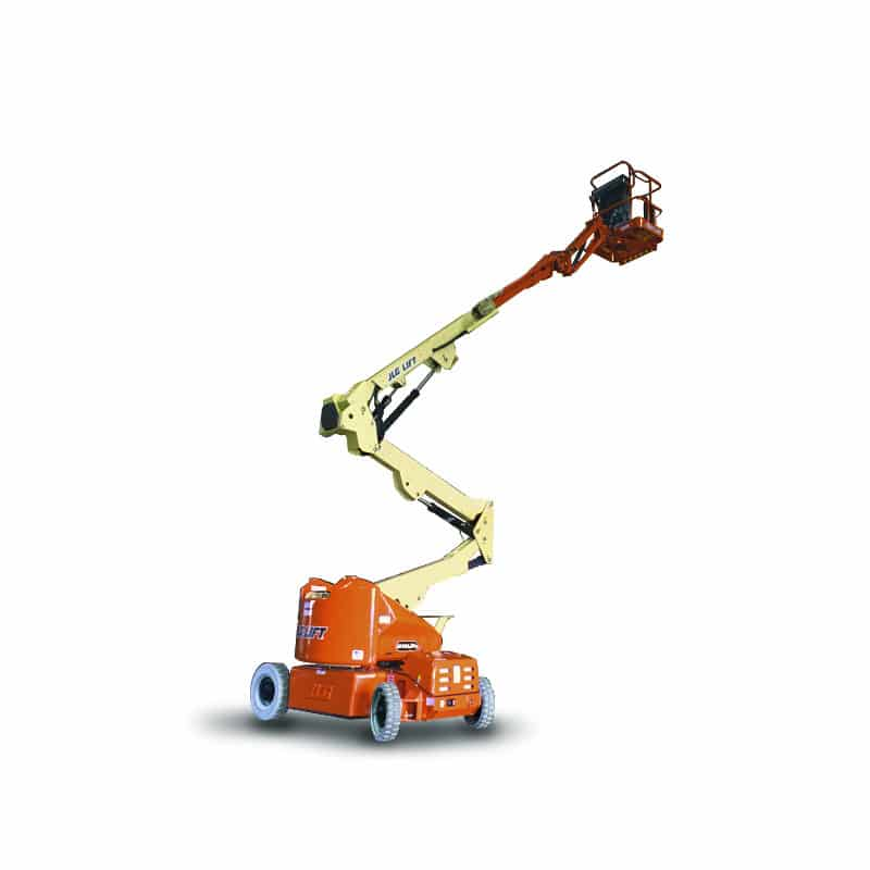 Melbourne Equipment Rental 40 Knuckle Boom