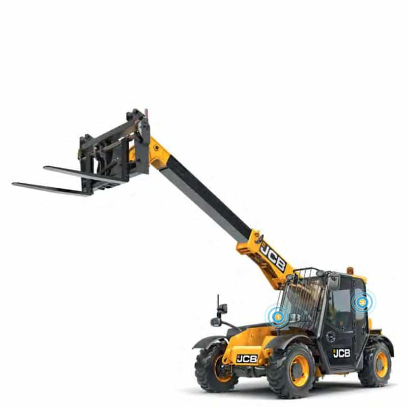 Melbourne Equipment Rental 2.5T Telehandler