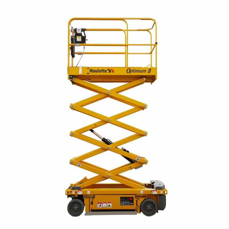 Melbourne Equipment Rental 19' Electric Scissor